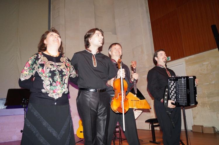quatuor TROIKA-VOSTOK bis - mail